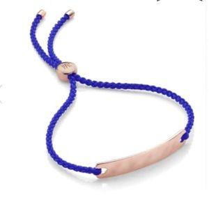 New MONICA VINADER Mini Friendship Bracelet